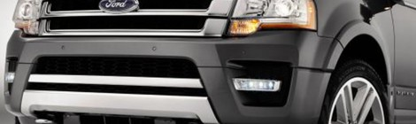 Ford Expedition 2015: La galería.