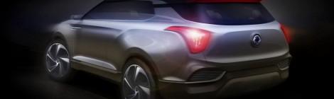 Salón de Ginebra: SsangYong Motor Company presentará el concept híbrido XLV