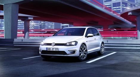 Salón de Ginebra: Volkswagen Golf GTE