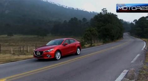 Mazda3 Sedán 2014: La prueba