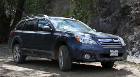 Subaru Outback 3.6R a prueba