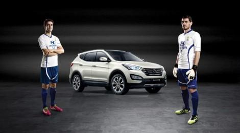 Hyundai Motor: Casillas y Kaká serán embajadores en Brasil 2014
