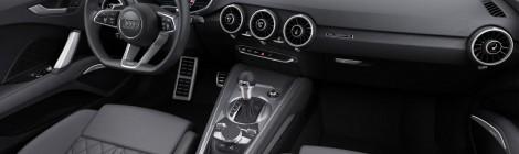 Salón de Ginebra: Audi TT 2015