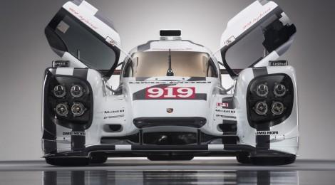 Salón de Ginebra: Porsche 919 Hybrid