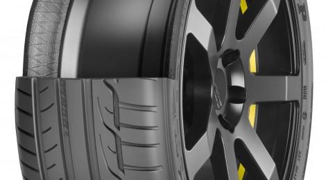 Salón de Ginebra: Dunlop presenta prototipo de llanta inteligente
