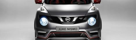Salón de Ginebra: Nissan Juke NISMO RS