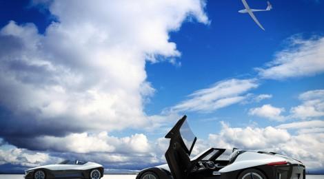 Salón de Ginebra: Nissan BladeGlider concept