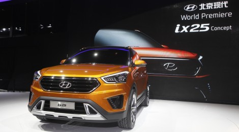 HYUNDAI ix25: está en chino