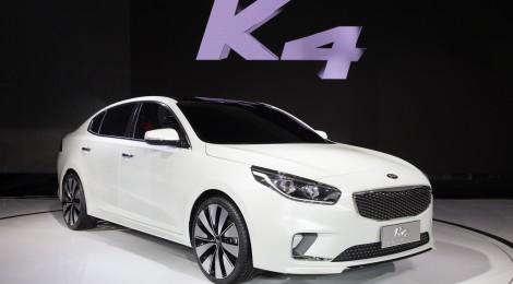 KIA CONCEPT K4: Otro modelo exclusivo para China