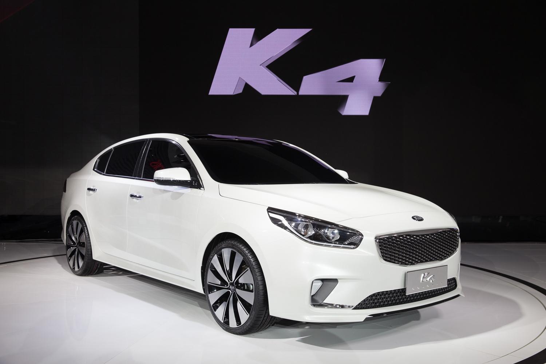 Kia K4 Concept for China market (1)