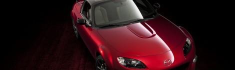 Mazda MX-5: Edición de 25 aniversario