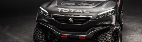 EL 2008 DKR: el león para Dakar 2015