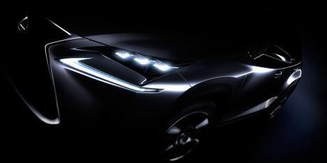 Salón de Pekín: Lexus NX será la gran novedad