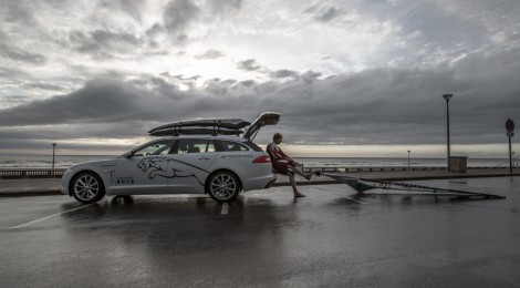 JAGUAR: El windsurfista Steven Van Broeckhoven protagoniza `SECRETS OF THE WIND´
