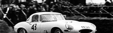 "JAGUAR: RENACE EL AFAMADO E-TYPE ""LIGHTWEIGHT"""