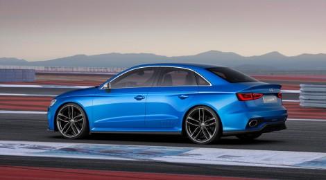 Audi: A3 clubsport quattro concept en el Wörthersee Tour 2014