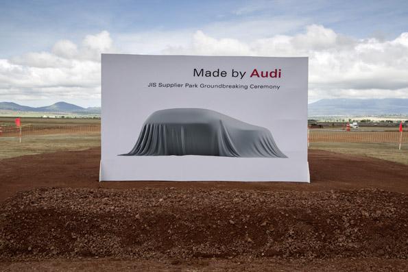 Audi M xico se centra en los proveedores locales: