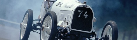 Opel: 100 años después regresan al GP de Lyon.