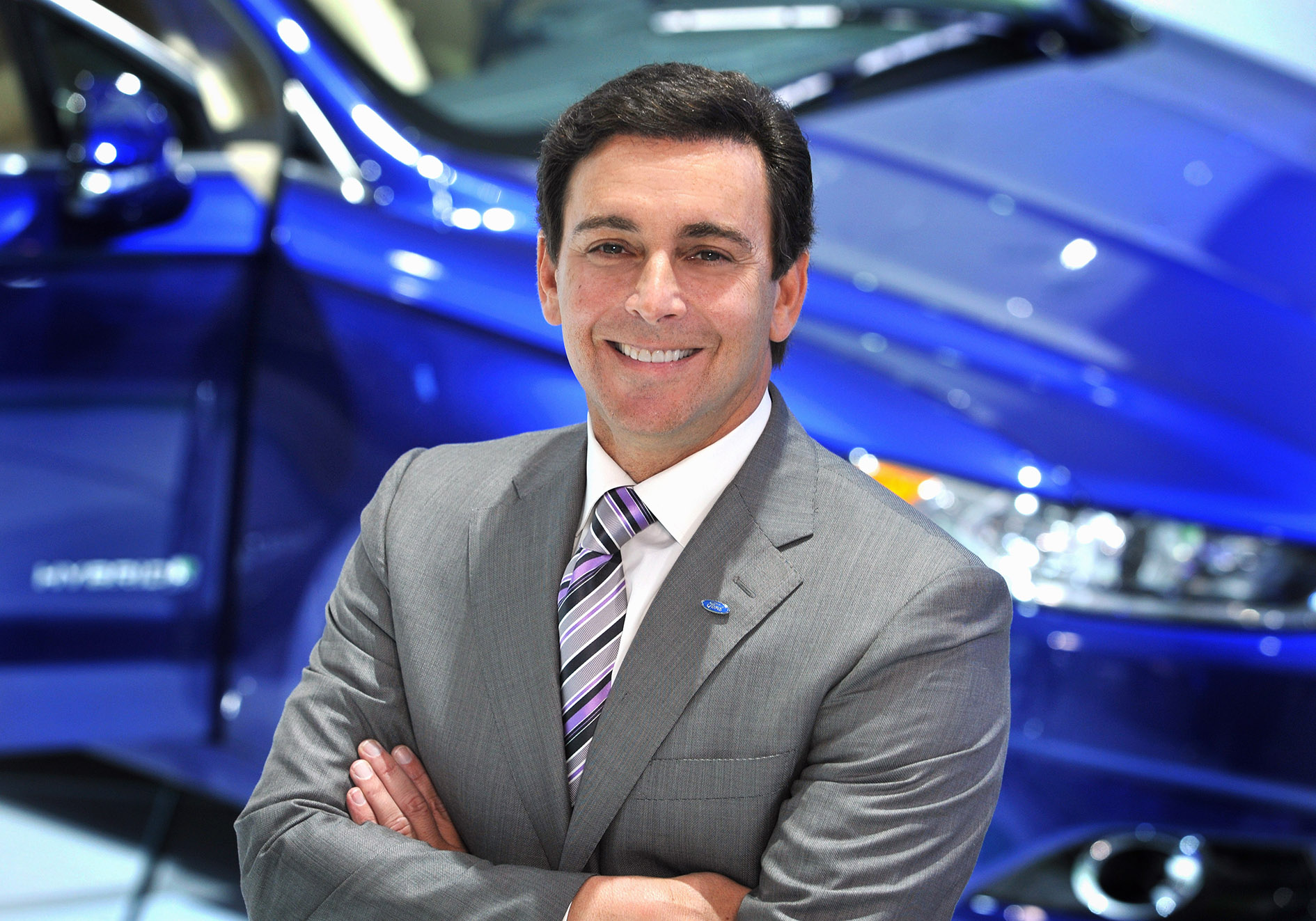 Mark Fields, COO, Ford Motor Company