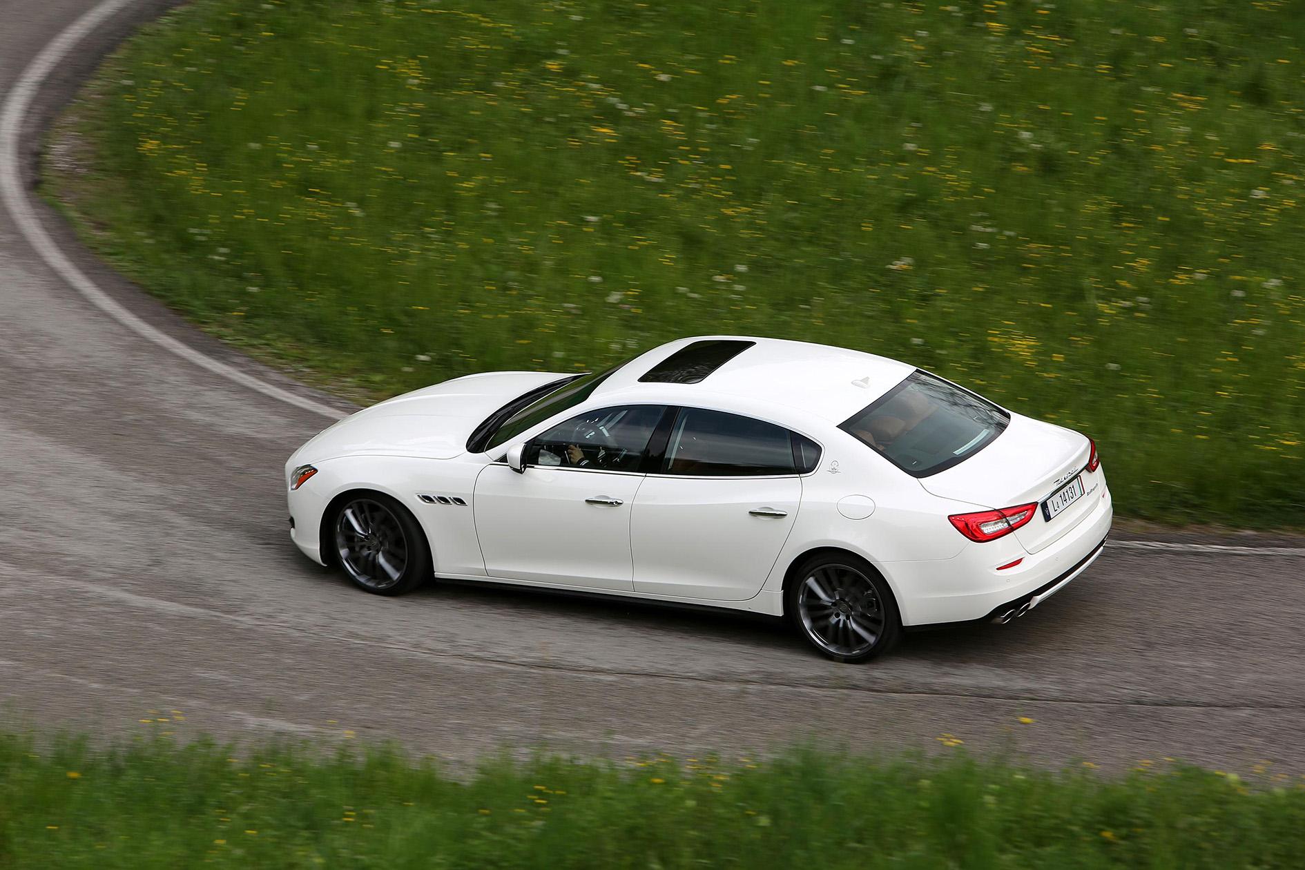 Maserati Quattroporte Diesel (31)