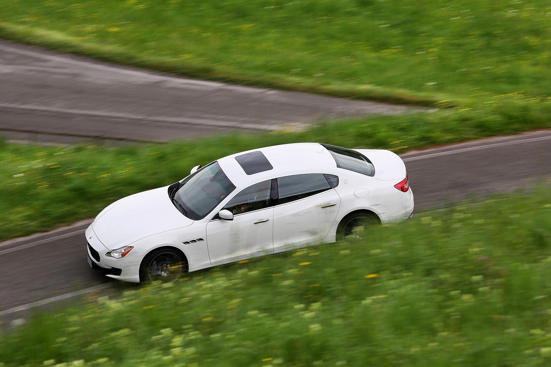 Maserati Quattroporte Diesel (33)
