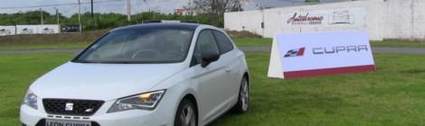 SEAT Leon Cupra, un vehículo con manejo deportivo y divertido