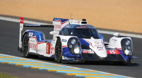 TOYOTA: resultados positivos en las pruebas de Le Mans