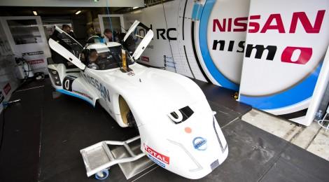 NISSAN: Gran fin de semana en Le Mans