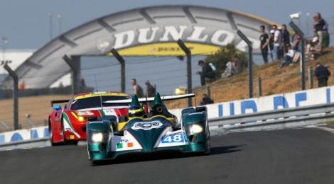 DUNLOP: optimista de sus llantas para Le Mans 2014