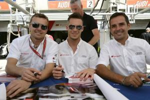 Audi gana 24 Horas de Le Mans 4