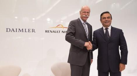 Daimler/Renault-Nissan: fabricarán modelos en México en nueva planta