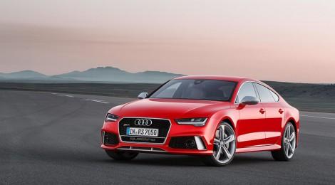Audi: actualizaciones al RS 7 Sportback, simplemente bello