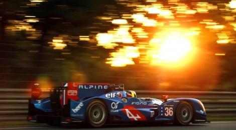 DUNLOP acapara el podio de Le Mans en la LMP2