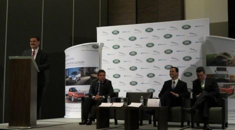 Jaguar Land Rover presenta su financiera de la mano de BBVA Bancomer