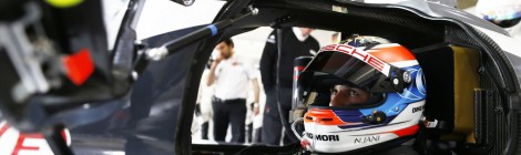 Porsche: El 919 Hybrid llega a la Sarthe