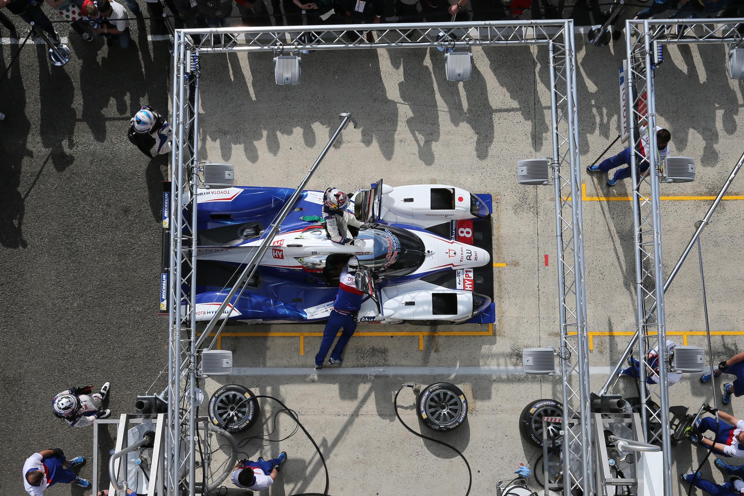 Previa Le Mans 18