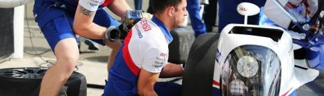 TOYOTA RACING: Llegará a Le Mans como líder en el WEC