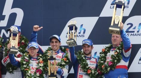Toyota Racing: sin suerte en las 24 Horas de Le Mans