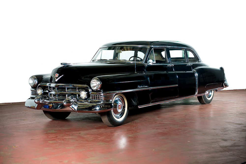 1951 Cadillac Limousine- Ex Juan and Eva Peron