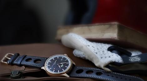 """Frederique Constant: Nueva colección """"Healey GMT 24H"""" 2014"""