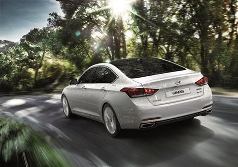 Hyundai Genesis Exterior (4)