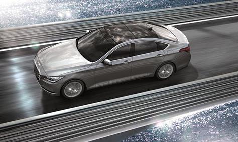 Hyundai Genesis Exterior (5)