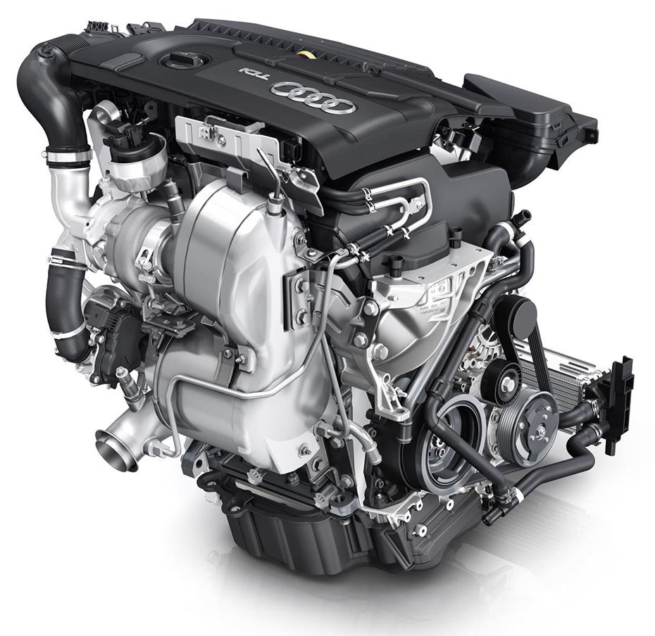 Nuevo motor 1 4 TDI de Audi
