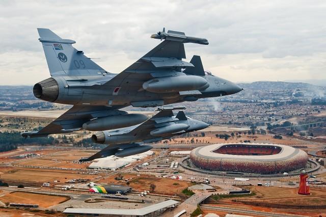 Gripen 2 ship South Africa