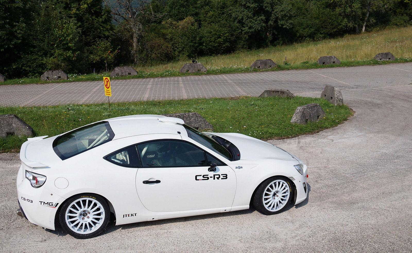 TMG_Motorsport_GT86 CS-R3_Test_2