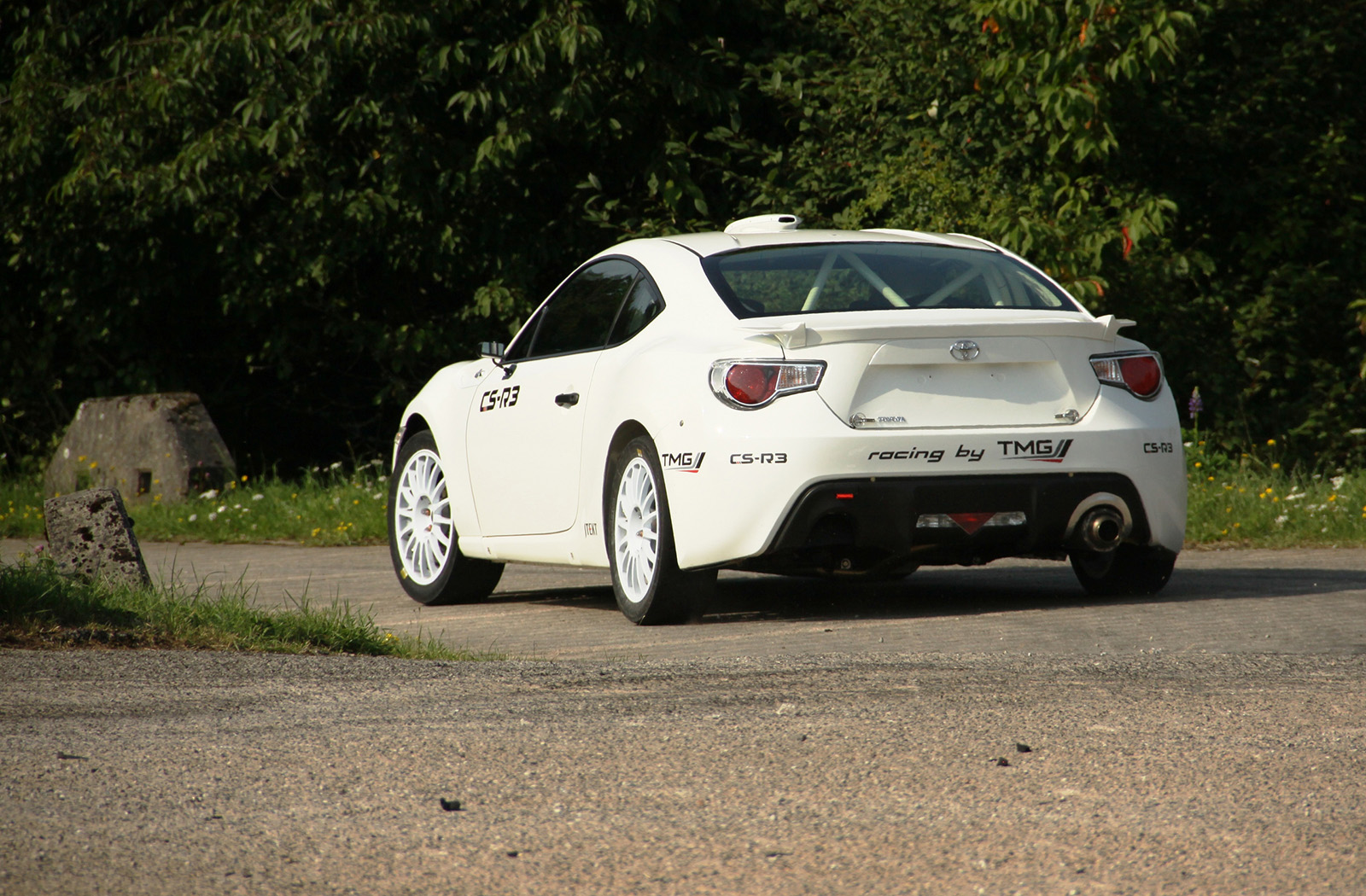 TMG_Motorsport_GT86 CS-R3_Test_3