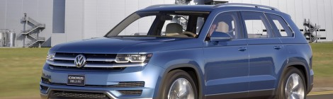 Volkswagen: producirá un nuevo SUV en Estados Unidos