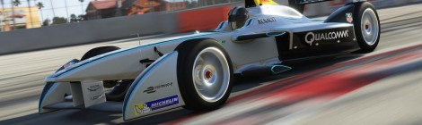 FORMULA E CAR: ya en Forza Motorsports 5