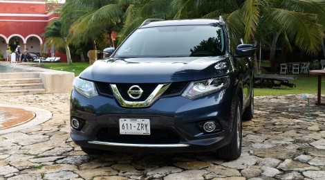 Nissan X-Trail 2015: vuelve a la aventura