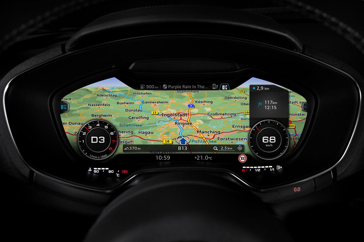 Audi gana cinco premios de conectividad